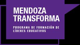 Mendoza Transforma Logo